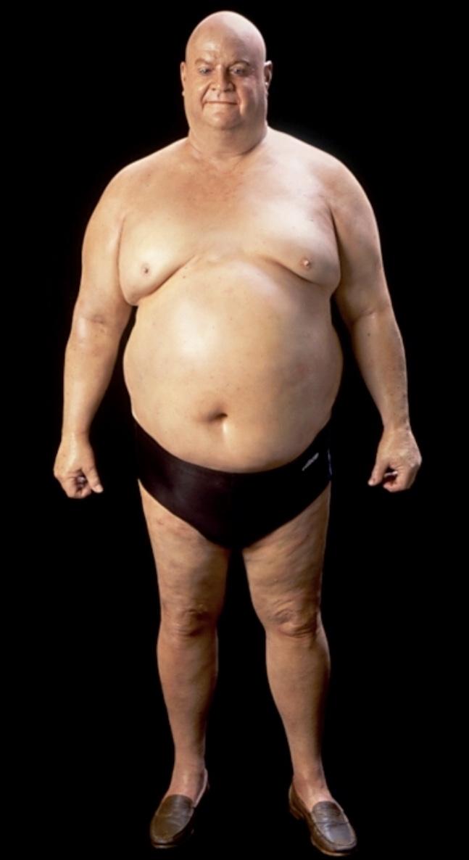 Картинка лысый толстый мужик