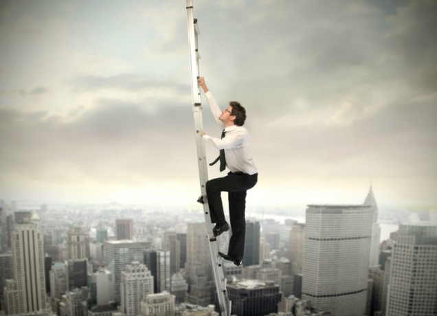 climb-the-corporate-ladder