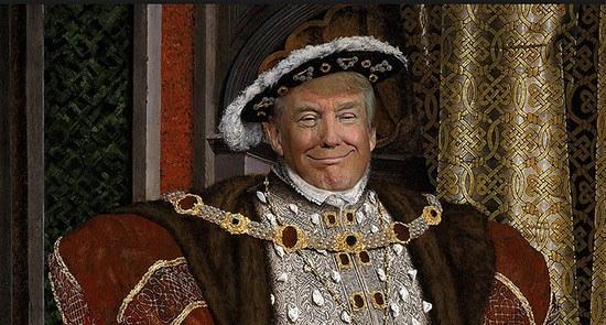 King Donald