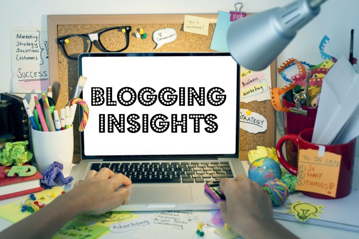 Blogging insights