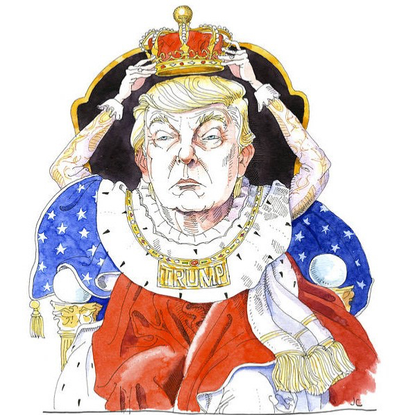 Trump the Tyrant