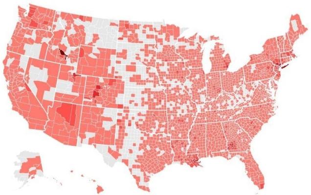 Coronavirus in America