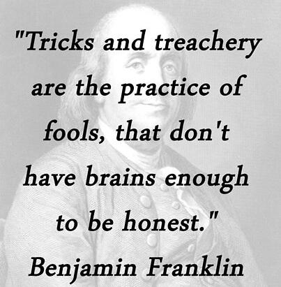 Tricks and Treachery