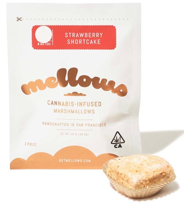 Edible marshmallows